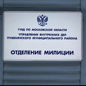 Отделения полиции Кировграда