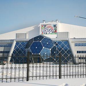 Спортивные комплексы Кировграда